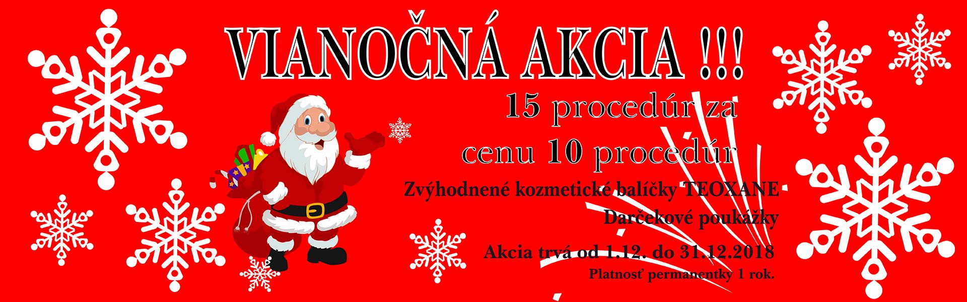 Vianocna akcia