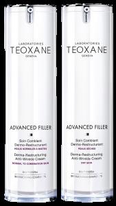 Advanced Filler, 50 ml (normálna až zmiešaná pokožka / suchá pokožka) – Intenzívna vyplňujúca starostlivosť